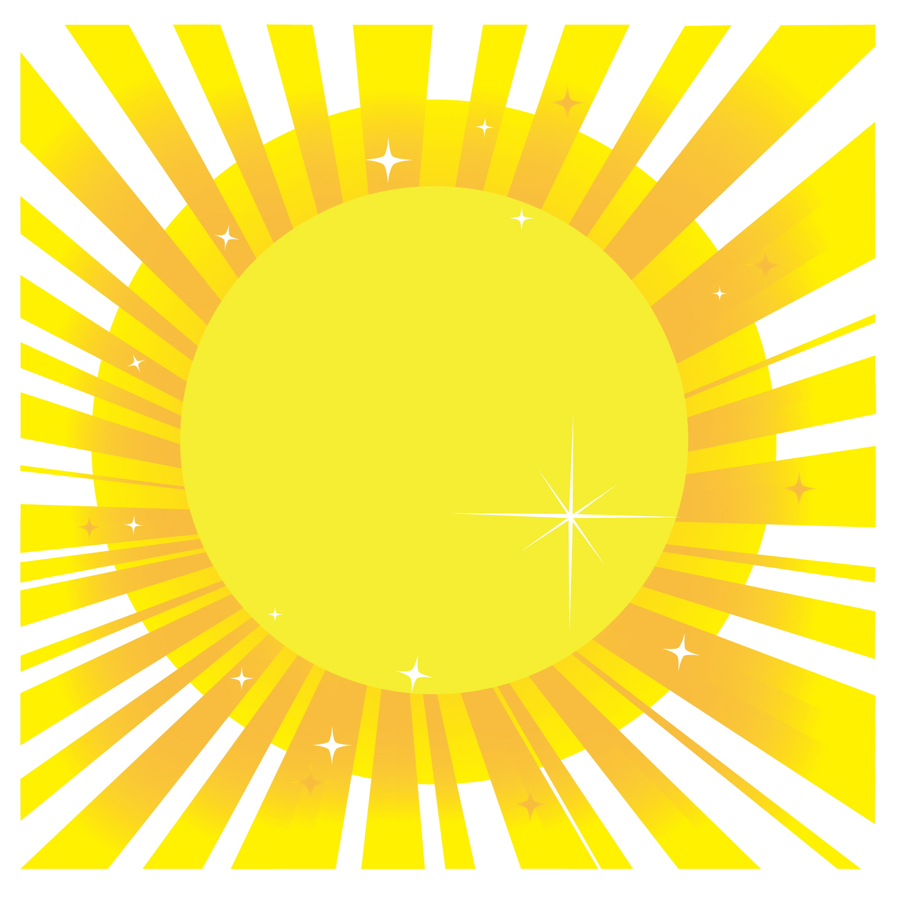 Clipart Info - Sun PNG Transparent Background