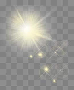 Cool golden sun, Cool, Golden, Sun PNG and PSD - Sun PNG Transparent Background