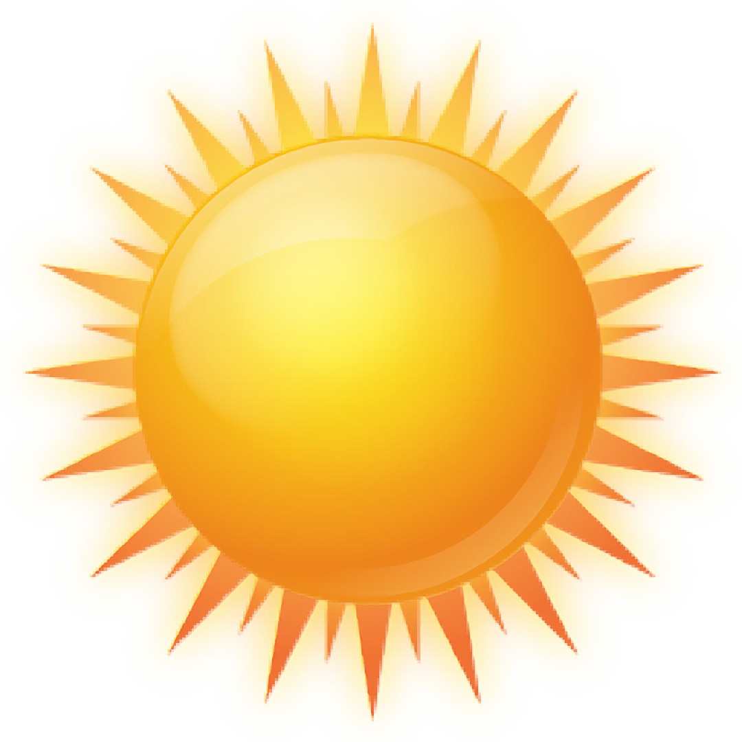 Sun PNG Transparent Background - 137192