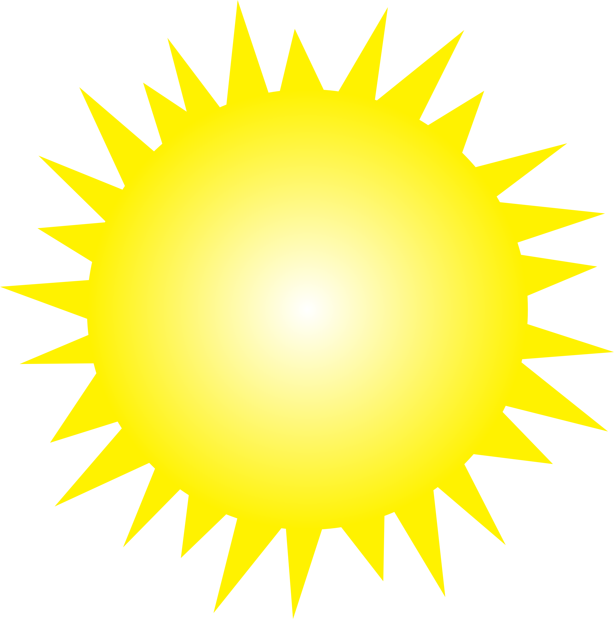 Sun PNG Transparent Background - 137194