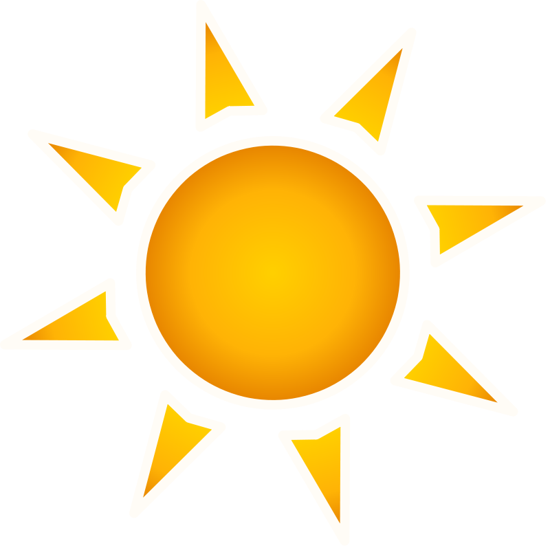 Sun PNG Transparent Background - 137190