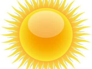 Sun PNG Transparent Background - 137200