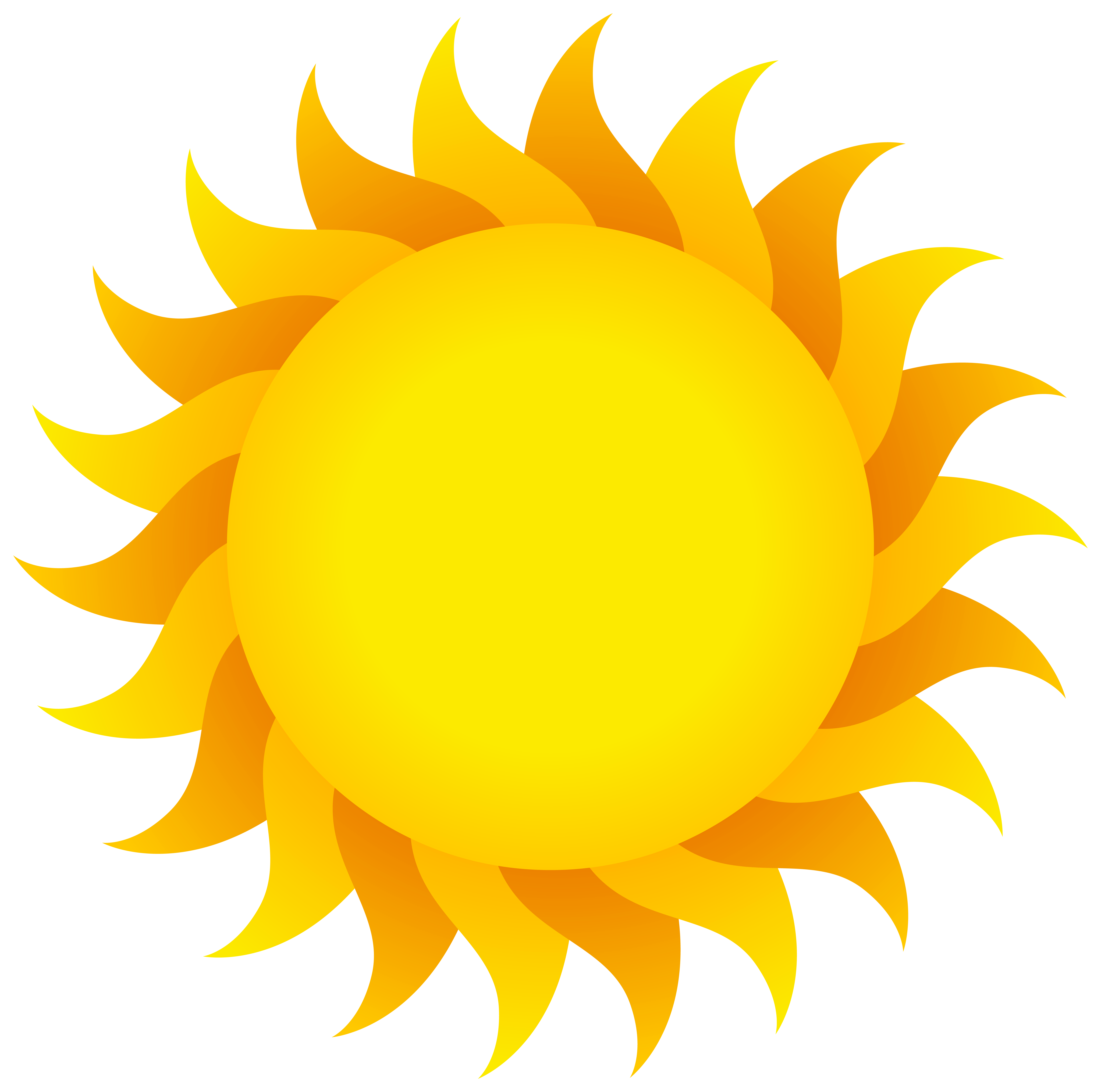 Sun PNG Transparent Background - 137184