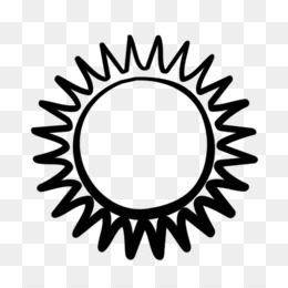 Black and white Clip art - SUN RAY - Sun Ray PNG Black And White