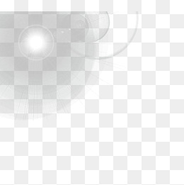Sun Ray PNG Black And White - 170388