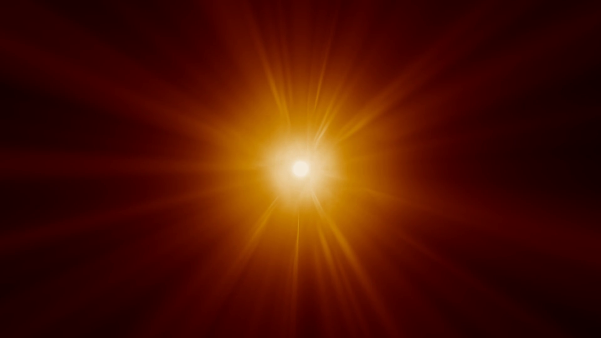 Orange rays of light flare outwards, making a sun-like effect against a  dark background. Motion Background - VideoBlocks - Sunlight PNG HD