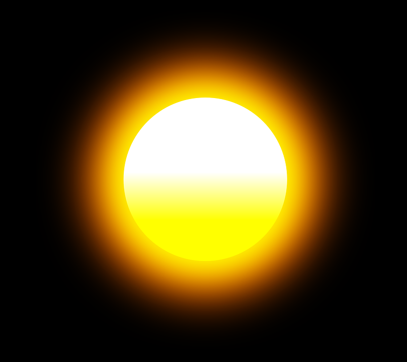 sun star sunlight glow universe astronomy science - Sunlight PNG HD