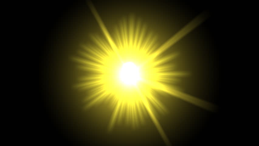 three lights moving - HD stock video clip - Sunlight PNG HD