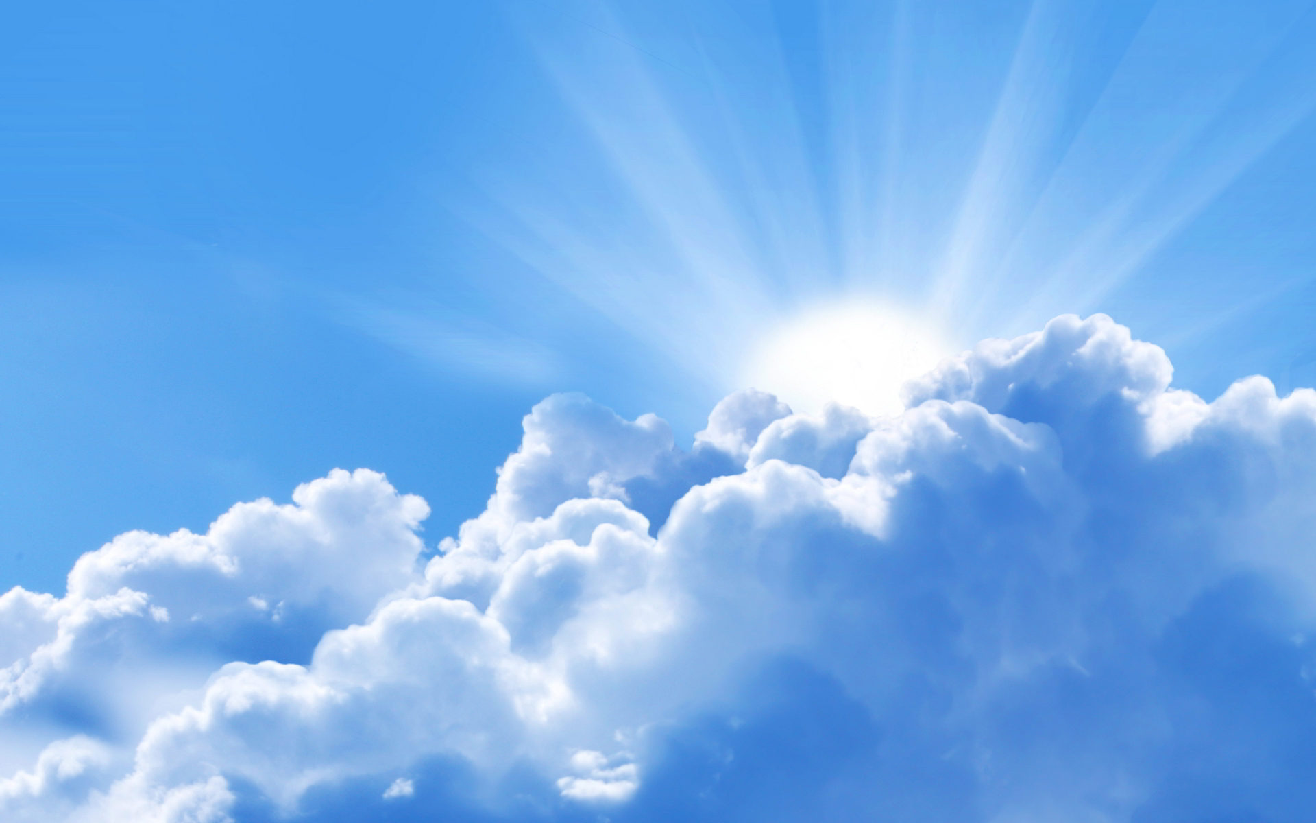 Sunny Sky PNG - 86967