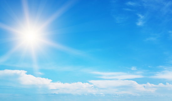 Sunny Sky PNG - 86977