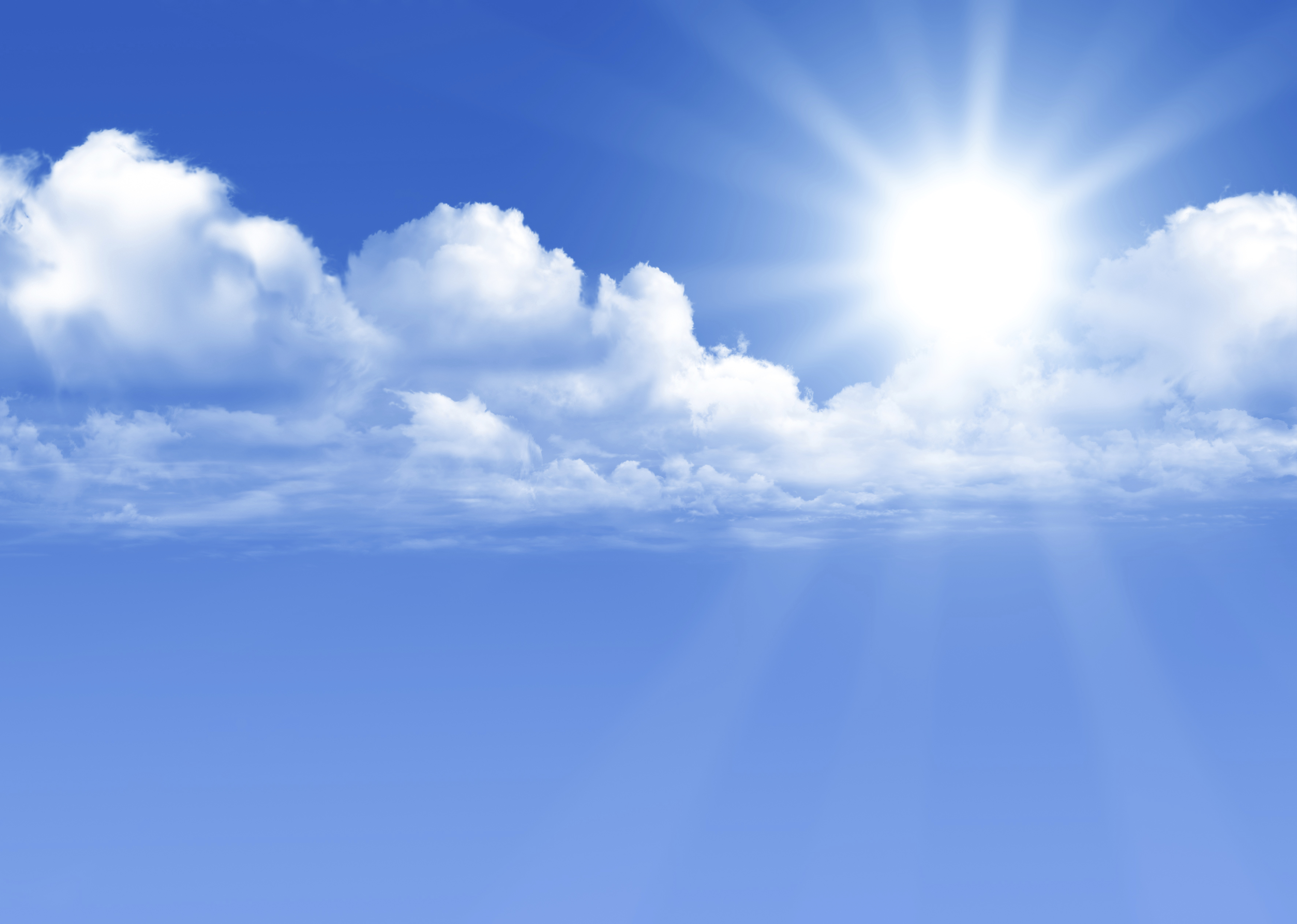 Sunny Sky PNG - 86970