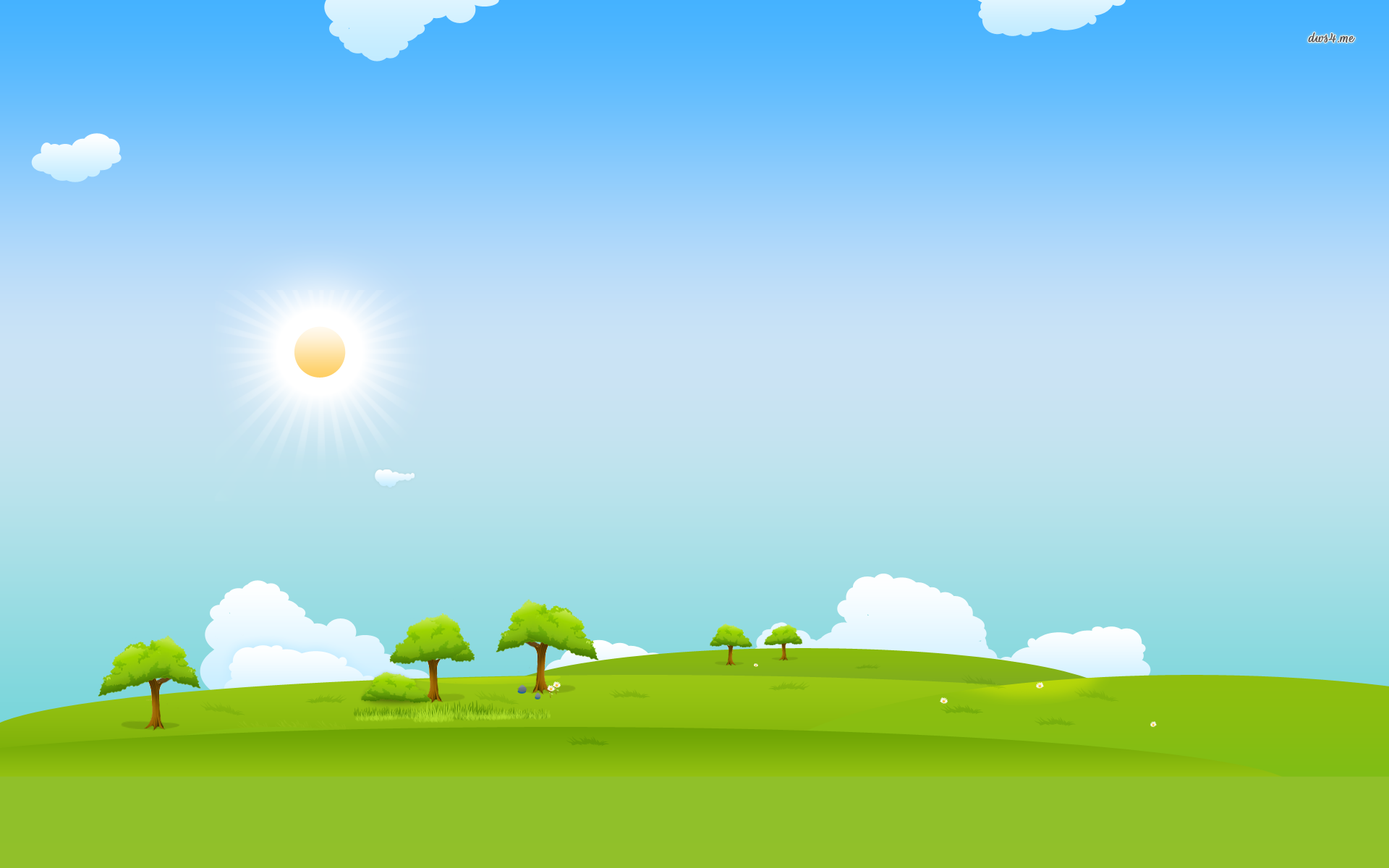 Sunny Sky PNG - 86973
