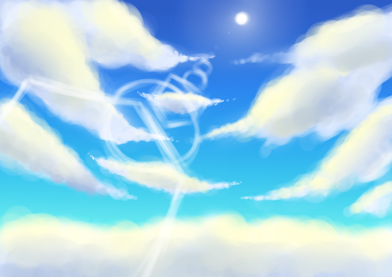 Sunny Sky by LionDEmil Sunny