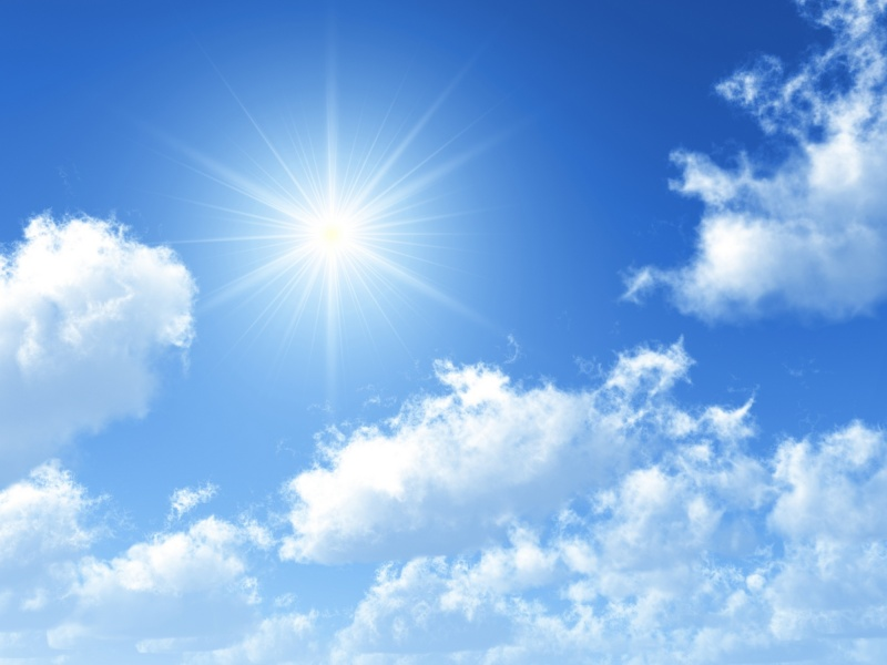 Sunny Sky PNG - 86975