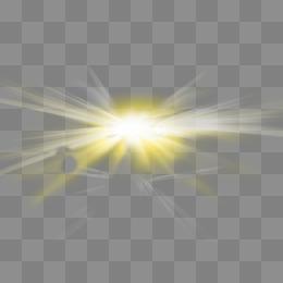 Sunrays HD PNG - 92846