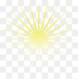 Sunrays HD PNG - 92847