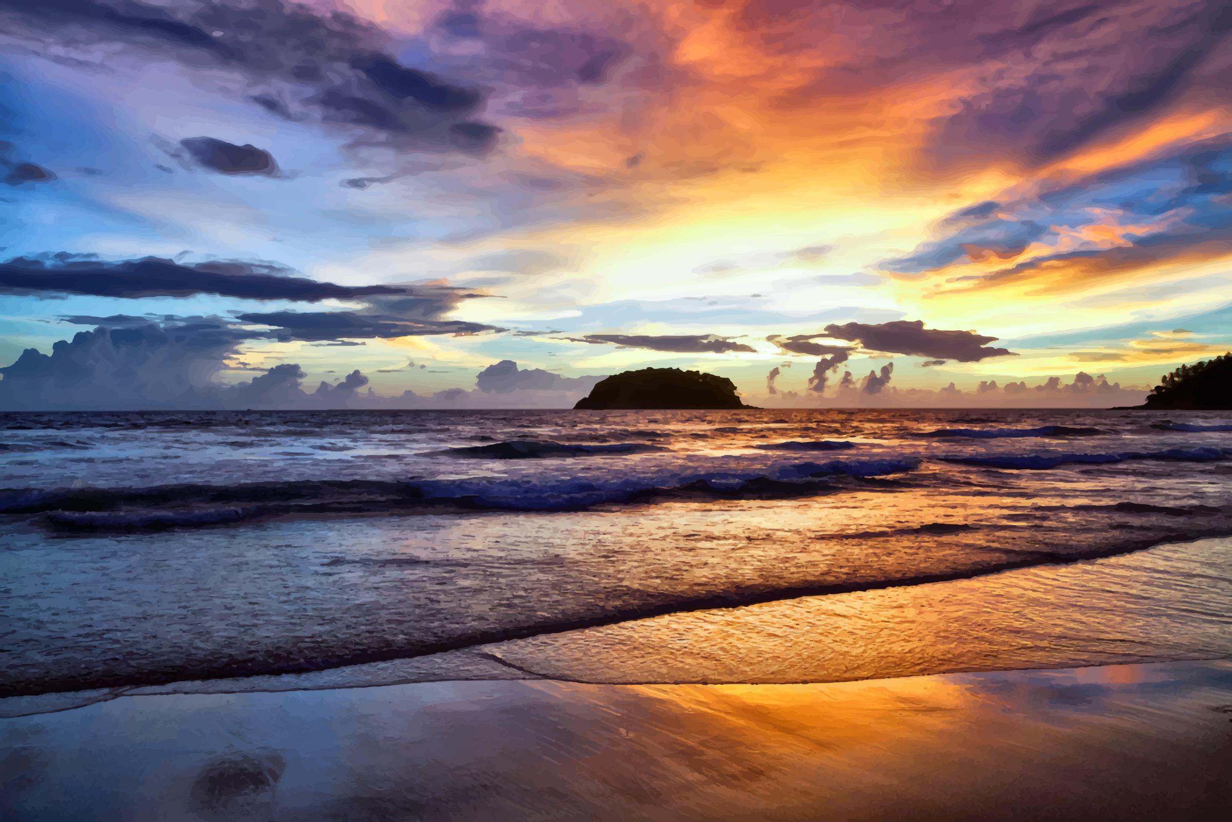 BIG IMAGE (PNG) - Sunset PNG HD