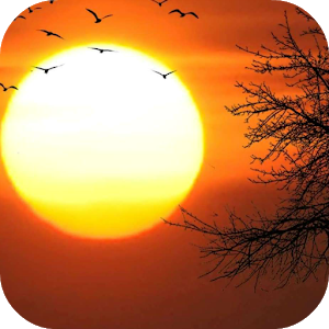Sunset PNG HD - 121121