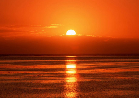 Sunset PNG HD - 121109