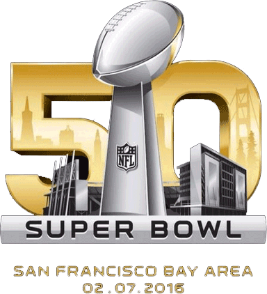 File:The logo for Super Bowl 50.png - Super Bowl Logo PNG