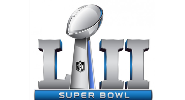 Getting Your Super Bowl Game Face On? - Super Bowl Logo PNG