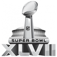 Logo of Superbowl XLVII - Super Bowl Logo PNG