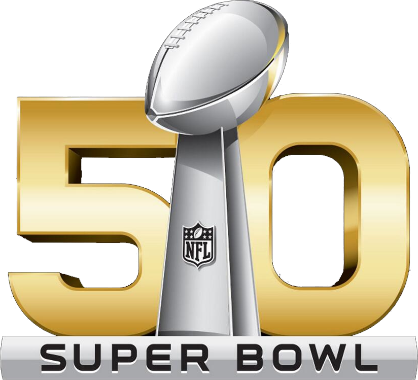 superbowl50 - Super Bowl Logo PNG
