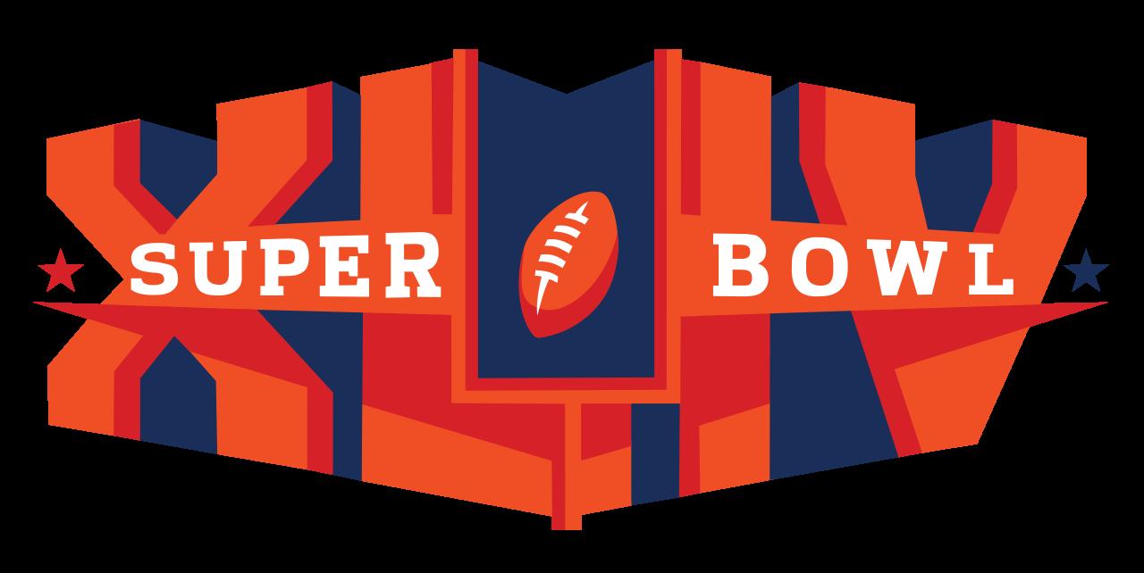 File:Super Bowl XLIV logo.svg - Super Bowl Logo Vector PNG