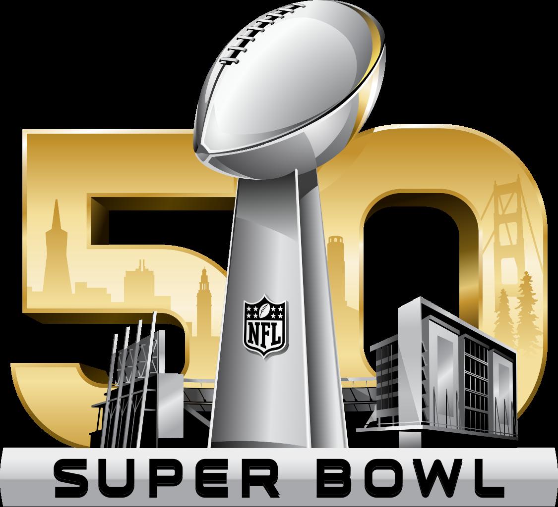 File:Super Bowl 50 Logo.svg - Super Bowl PNG