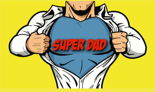 I was just washing the dishes (yes, I do dishes) and was thinking about my  parenting style, what kind of Dad I am, and it brought to mind a bunch of  PlusPng.com  - Super Dad PNG