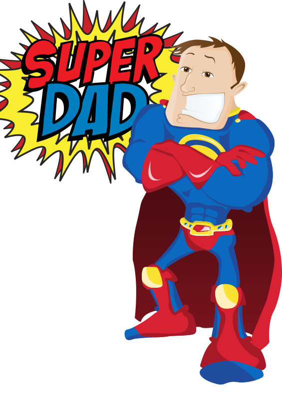 Super Dad PNG - 142515
