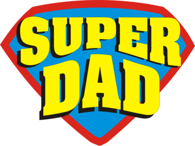 Traits of a Super Dad - Super Dad PNG