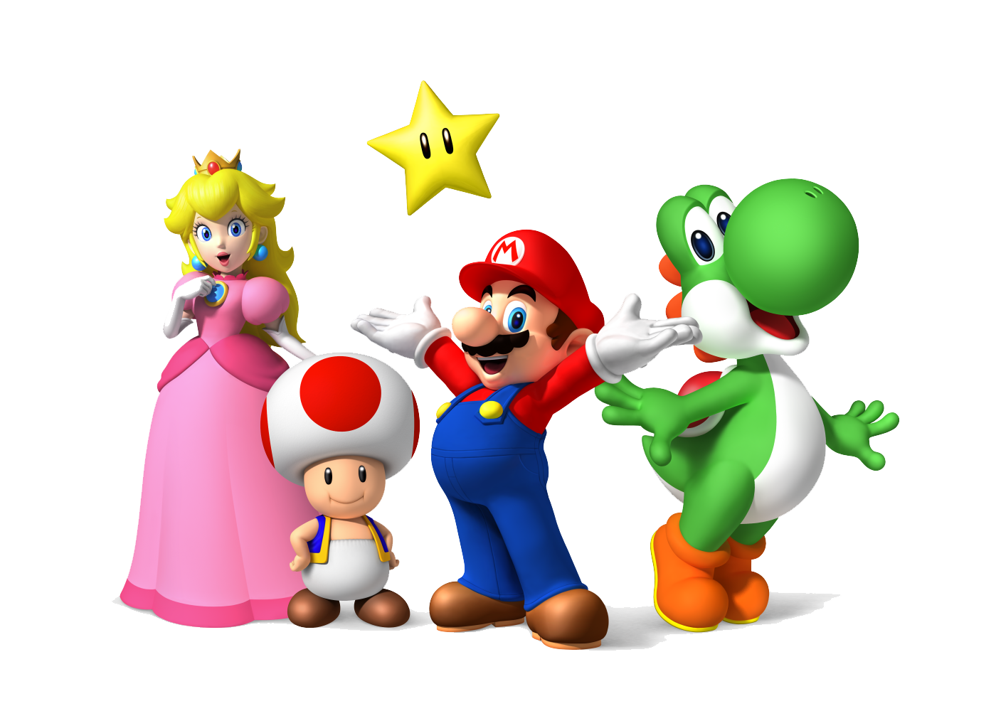 Mario Party PNG Pic - Super Mario PNG