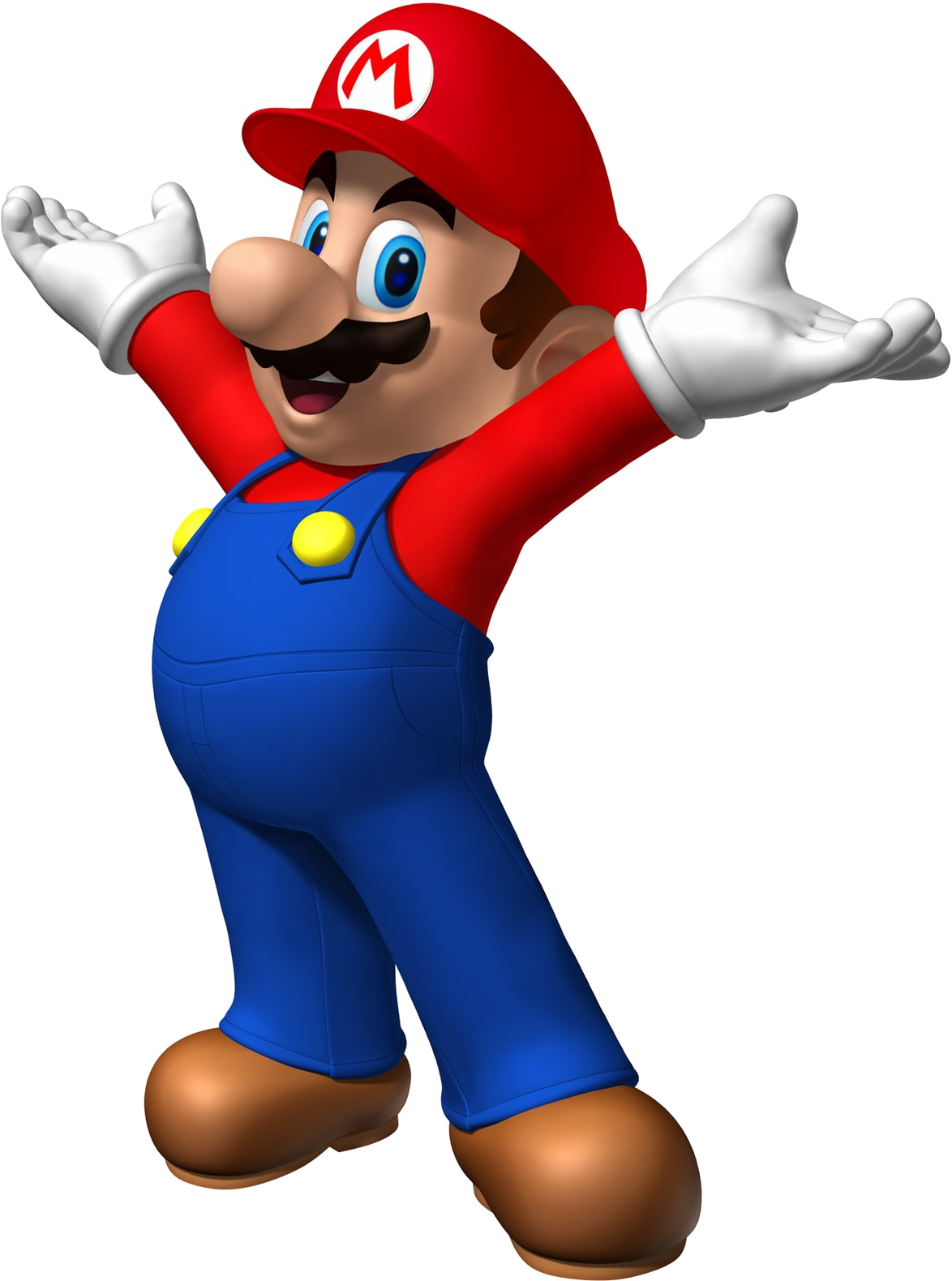 Super Mario With Shell PNG Im