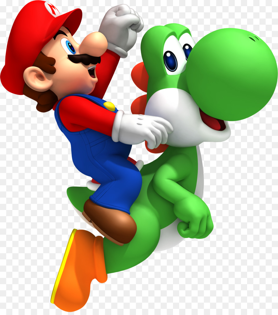 New Super Mario Bros. Wii Super Mario World - mario - Super Mario PNG
