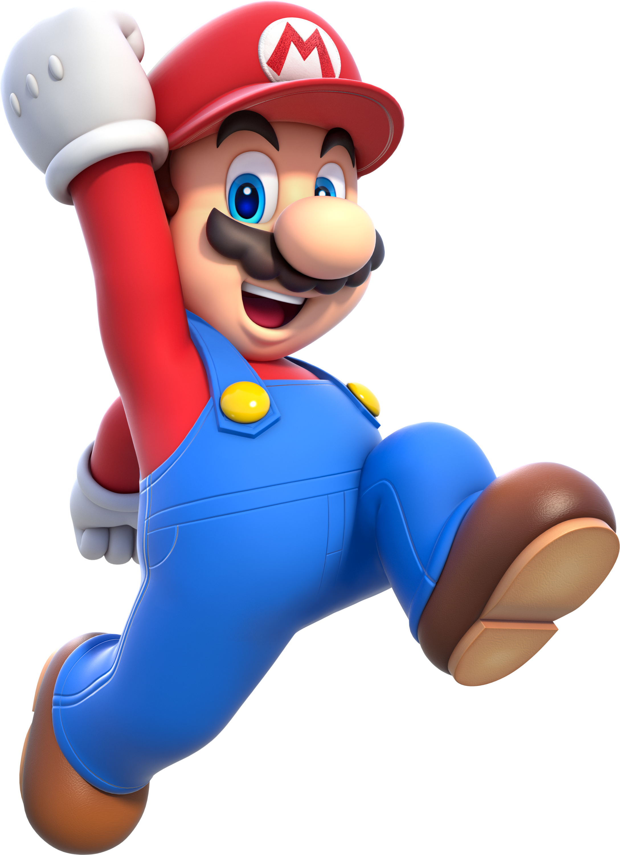 Super Mario - Super Mario PNG