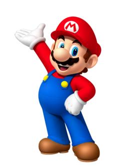 Super Mario.png - Super Mario PNG