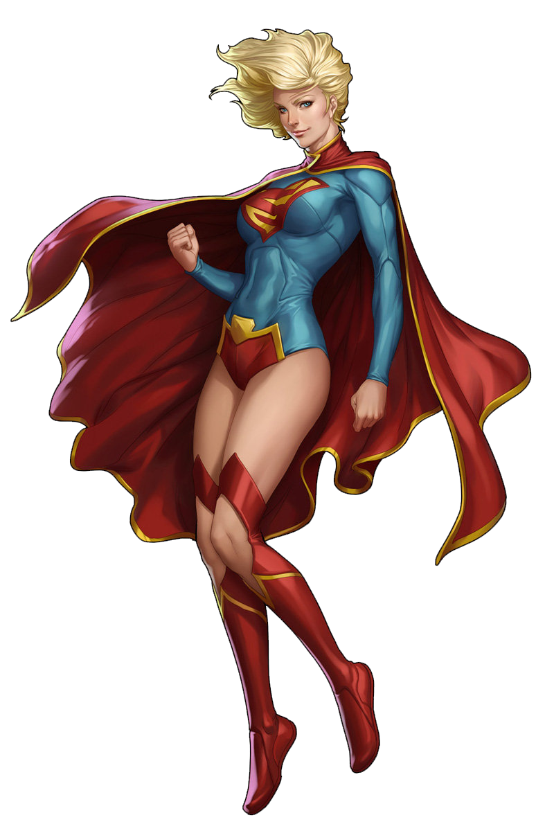 Supergirl (Earth-2992).png - Supergirl HD PNG