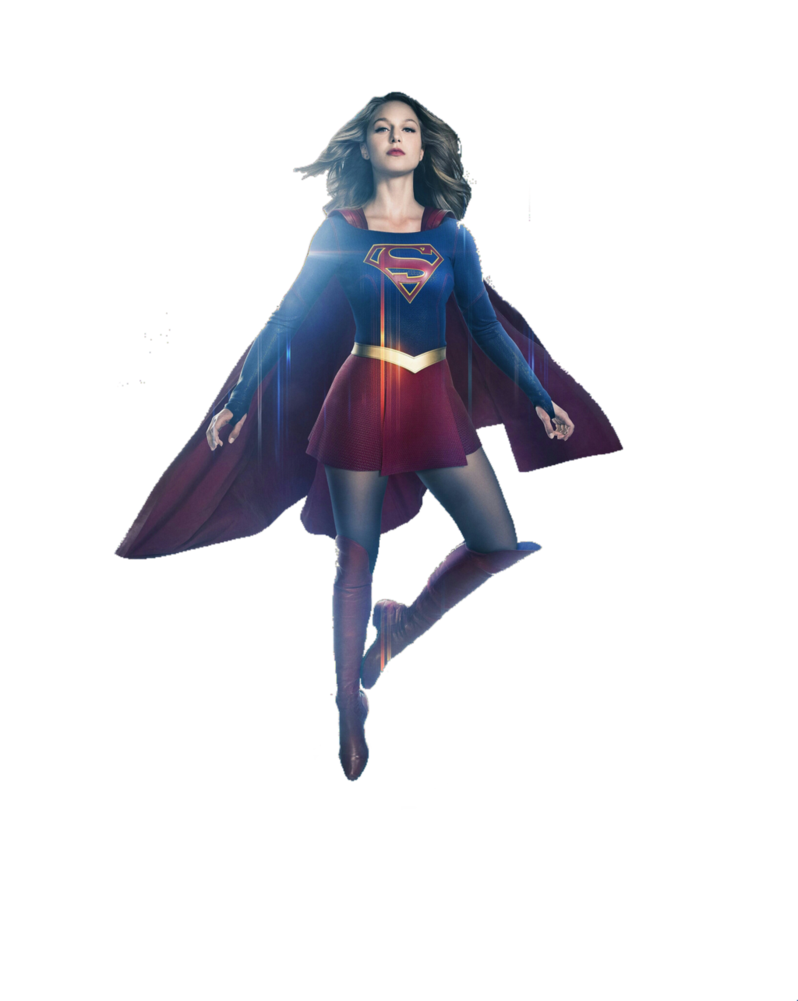 PNG Supergirl (Kara Danvers, season 1 and 2) - Supergirl PNG