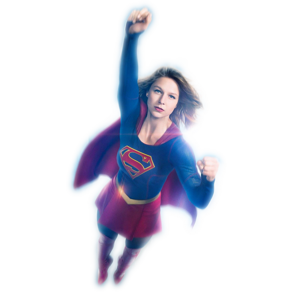 Supergirl Flying PNG by Drum-Solo-1986 - Supergirl PNG