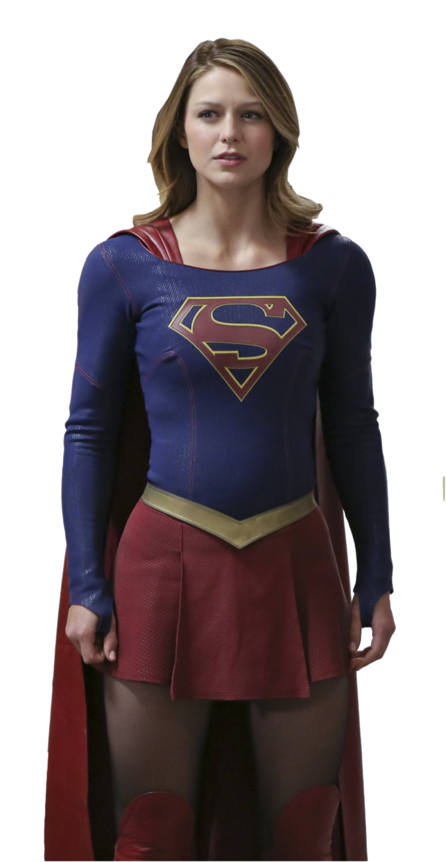 Supergirl PNG by Buffy2ville PlusPng.com  - Supergirl PNG