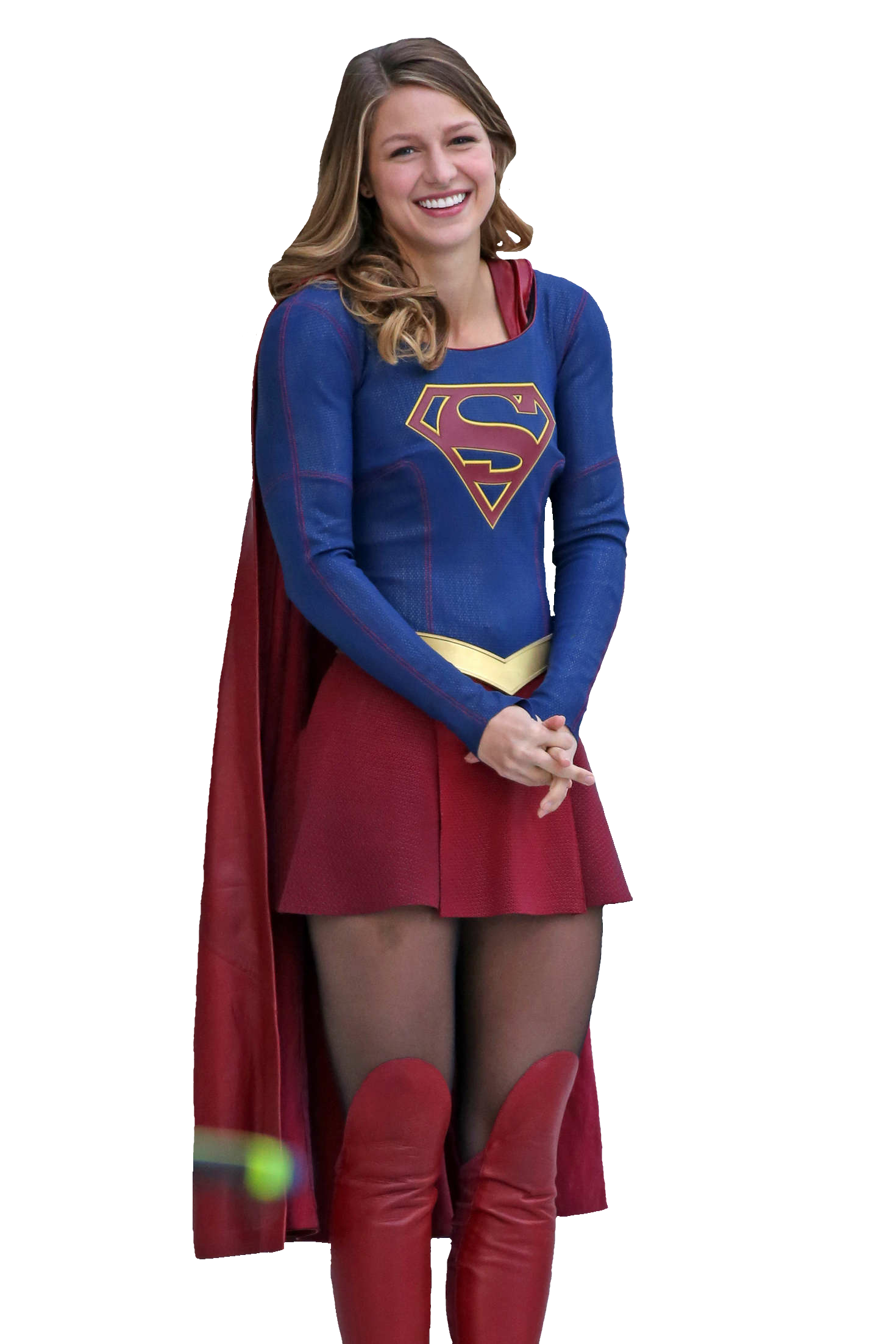 Supergirl - Transparent by Asthonx1 - Supergirl PNG
