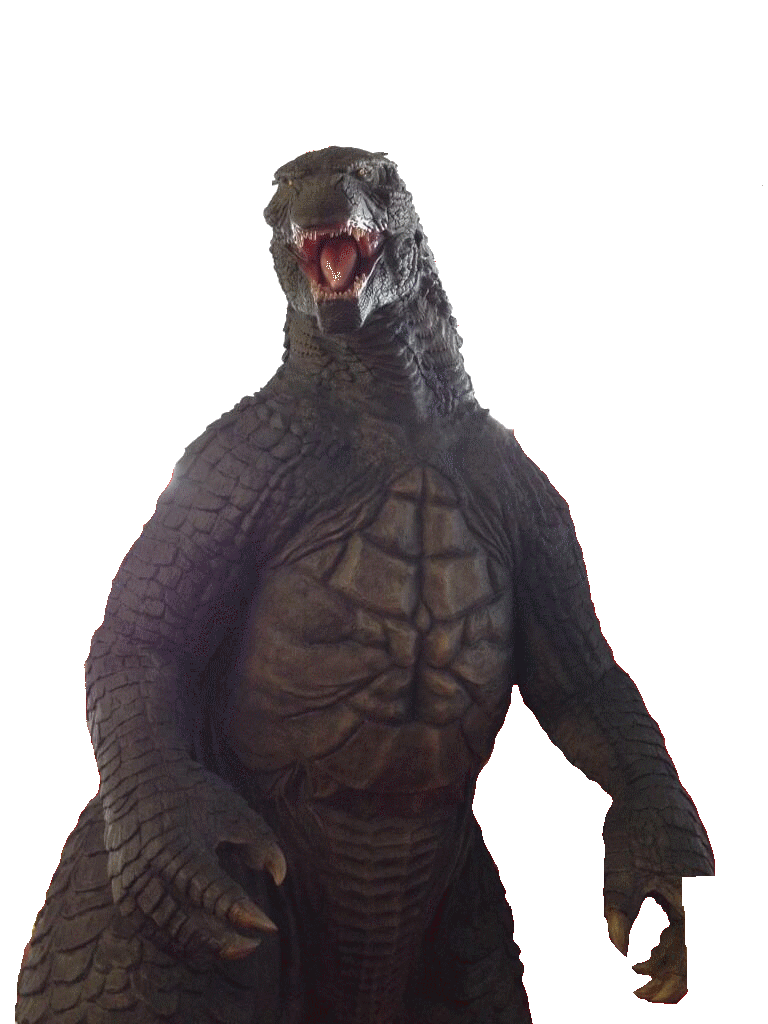 SuperGodzilla 15 1 Godzilla 2014 png 3 by SuperGodzilla - Godzilla PNG