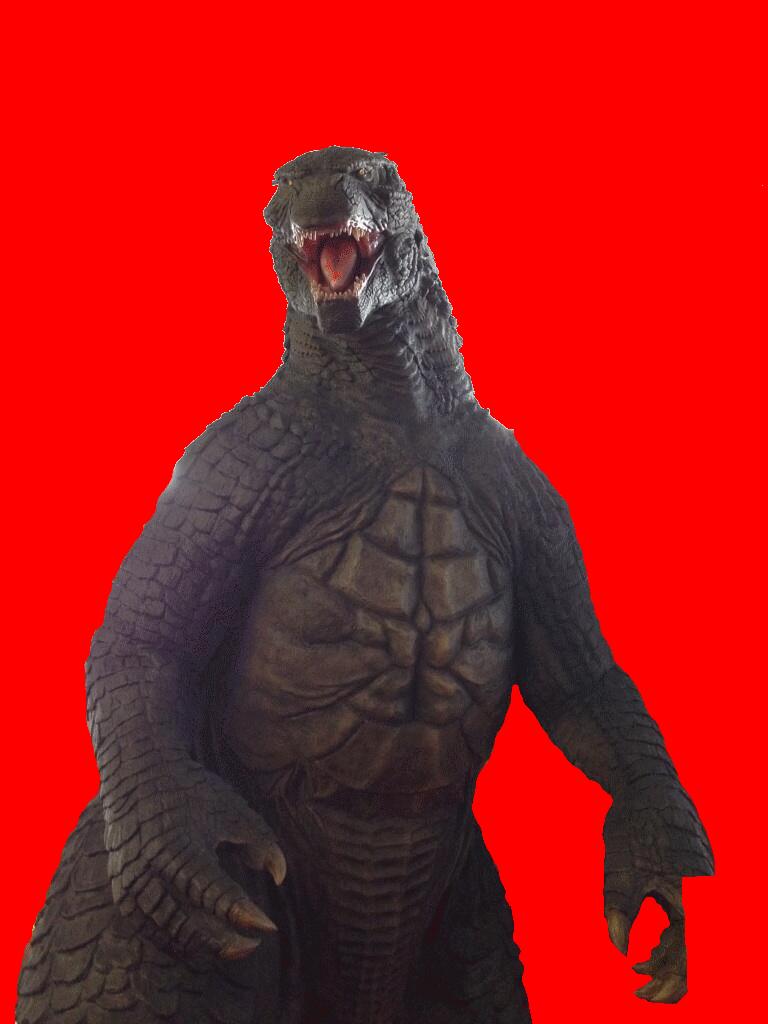 Godzilla PNG - 1406