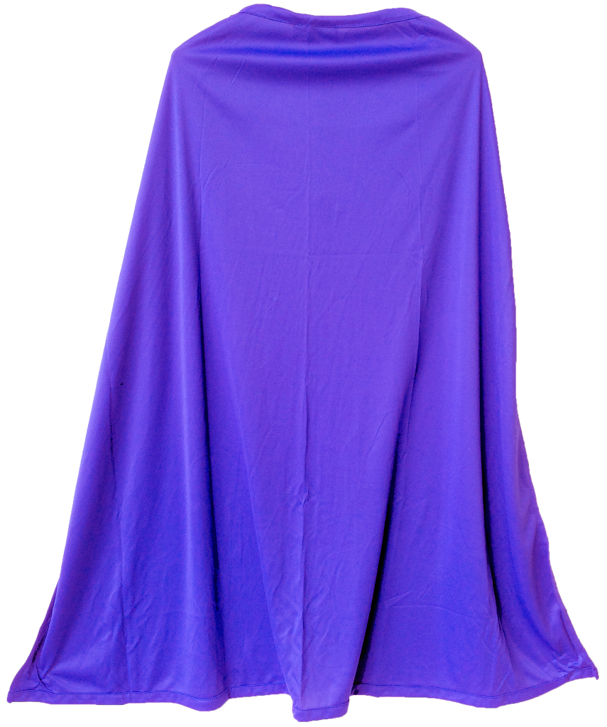 NEW-40-034-Superhero-Cape-Costume-One-Size- - Superhero Capes PNG