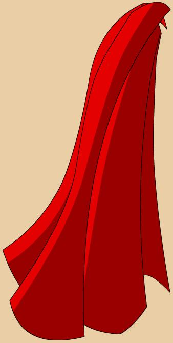 Superhero Capes PNG - 144453