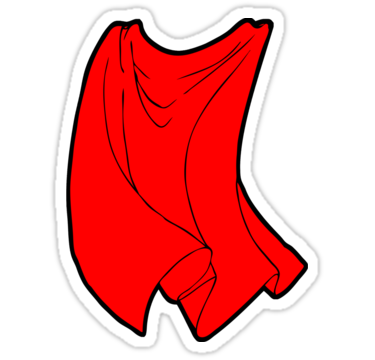 Sizing Information - Superhero Capes PNG