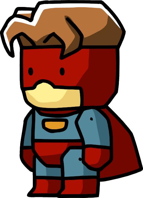 Superhero PNG-PlusPNG.com-475 - Superhero PNG