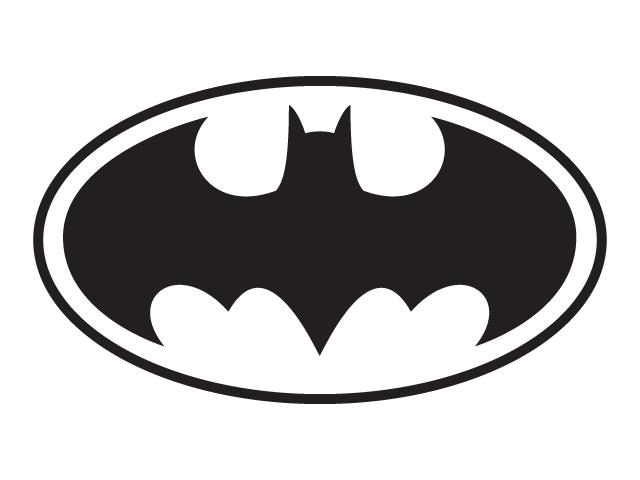 batman - Superhero PNG Black And White