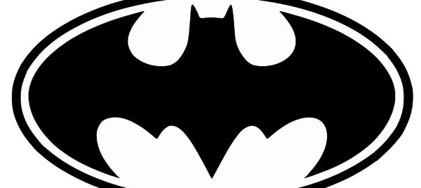 Kids Superhero Parties batman - Superhero PNG Black And White